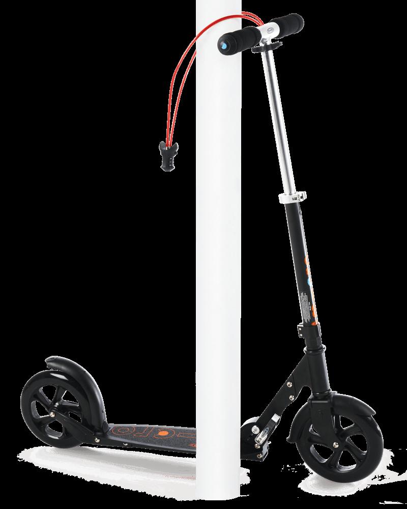 micro scooter black interlock micro. Black Bedroom Furniture Sets. Home Design Ideas