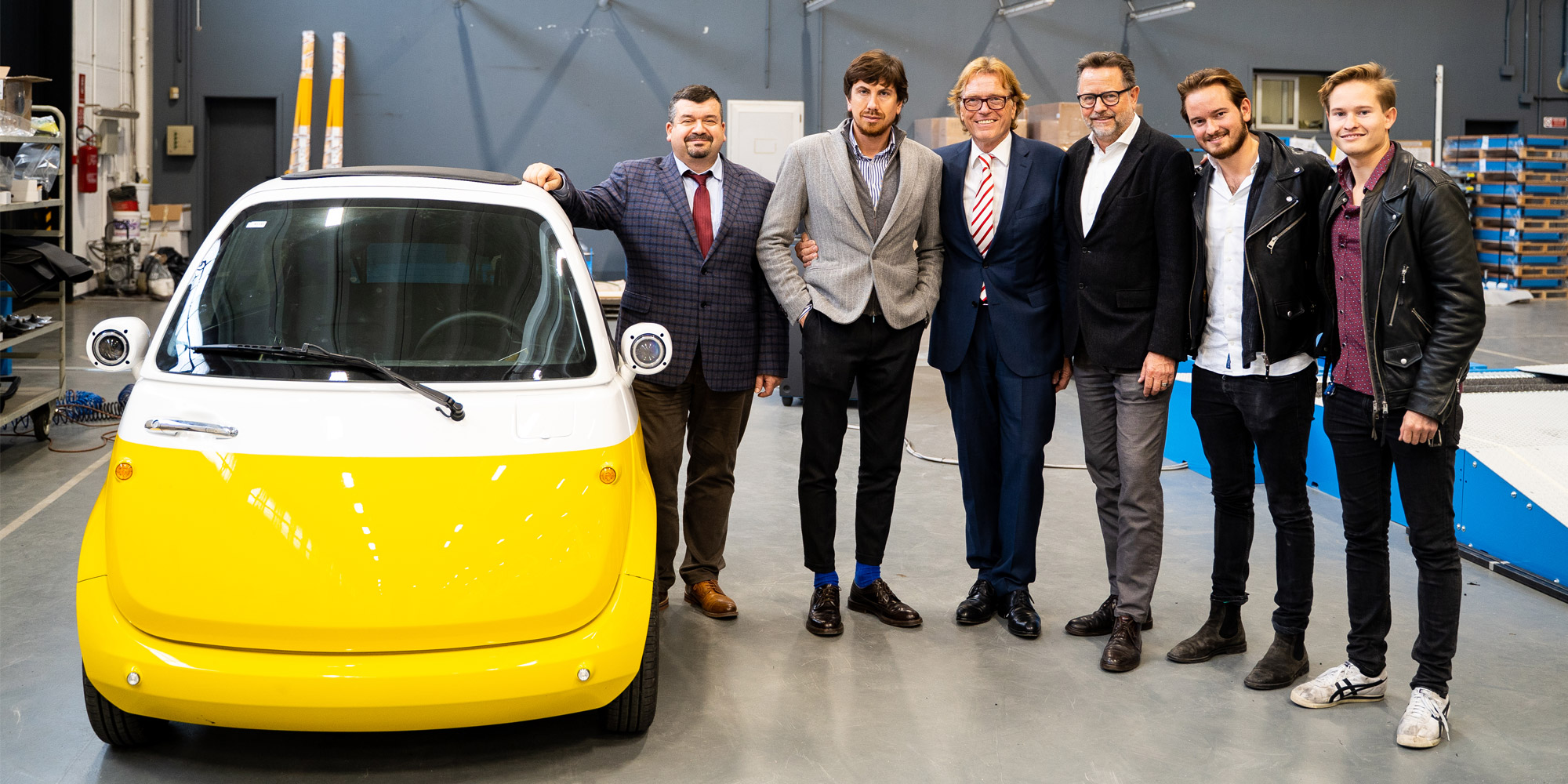 Microlino This Is Not A Car Electrical Business Plan Uk Made In Germany