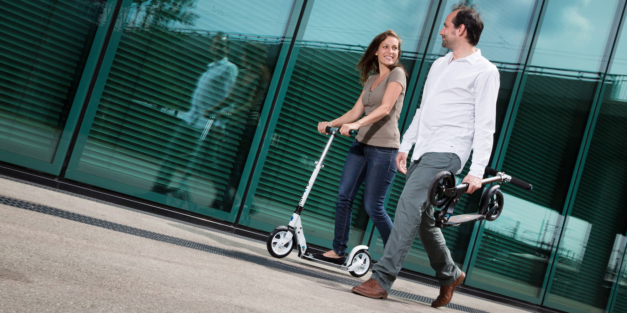 Purchasing Aide: How to pick a kick scooter for grown-ups