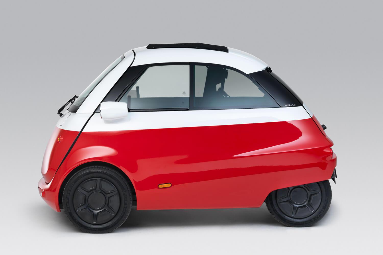 Microlino Auto - micro-mobility.com