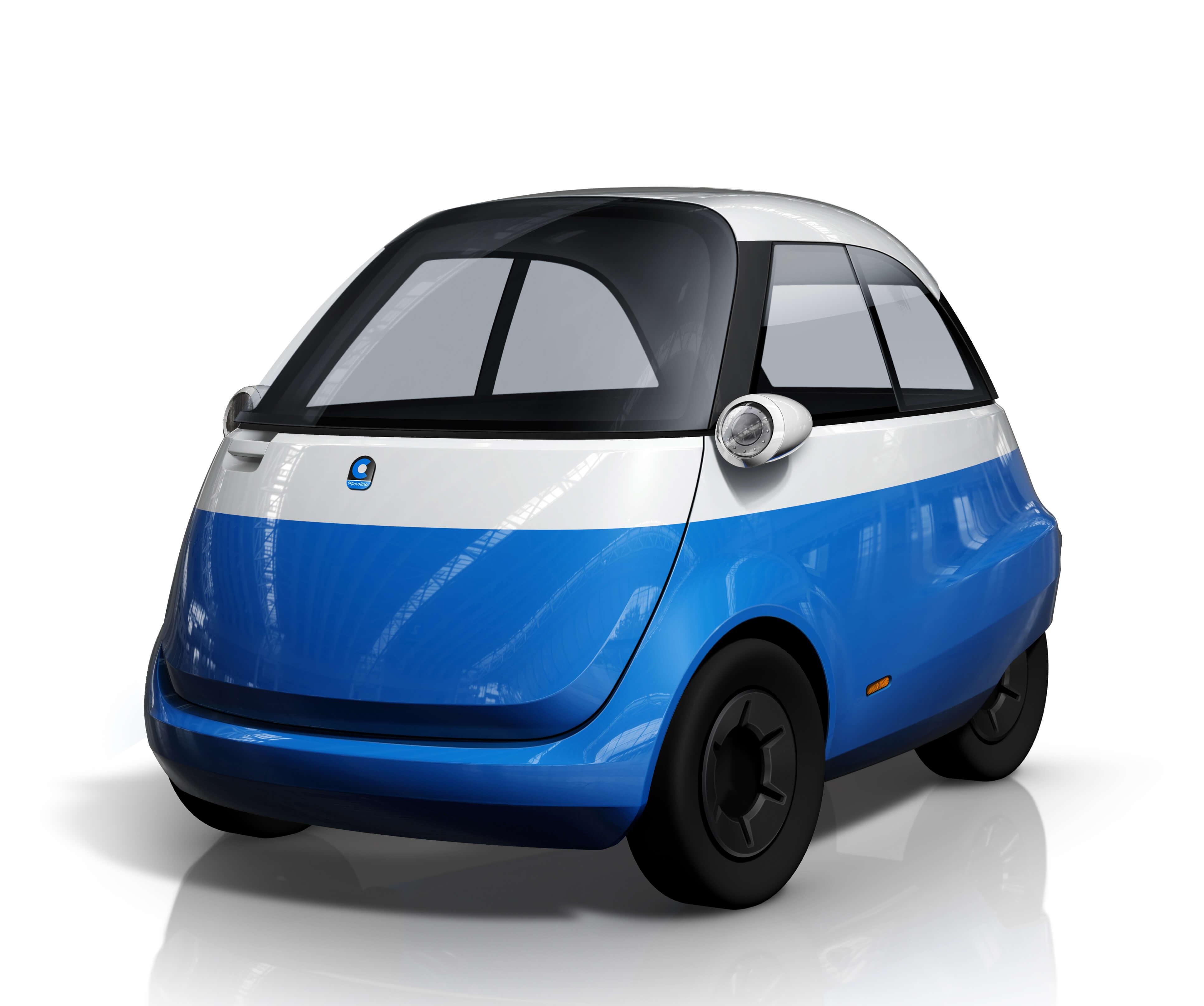 Bmw Small Electric Car